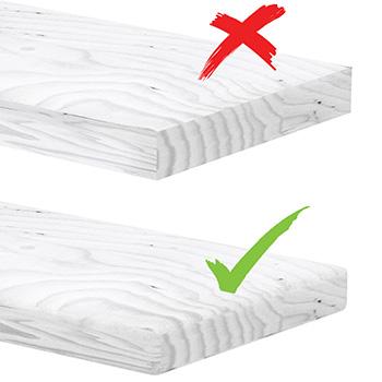Doppelbeschichtung