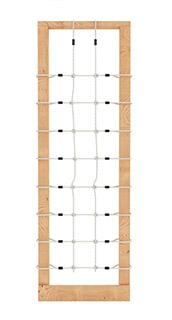 Knotennetz Schaukelgestell für den Spielturm, Klettergerüst von BIBEX